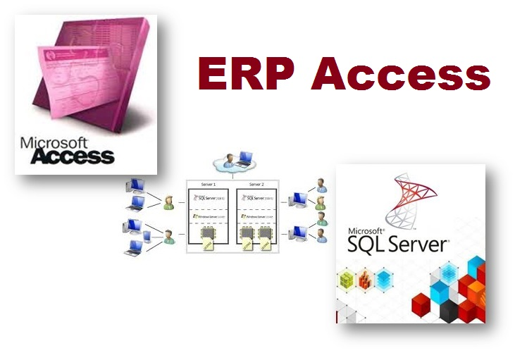 ERP Ms Access con Back end en SQL Server